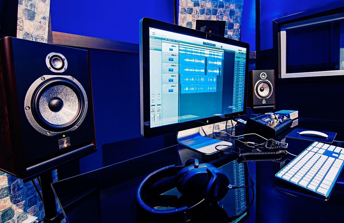Записать аудио-спот