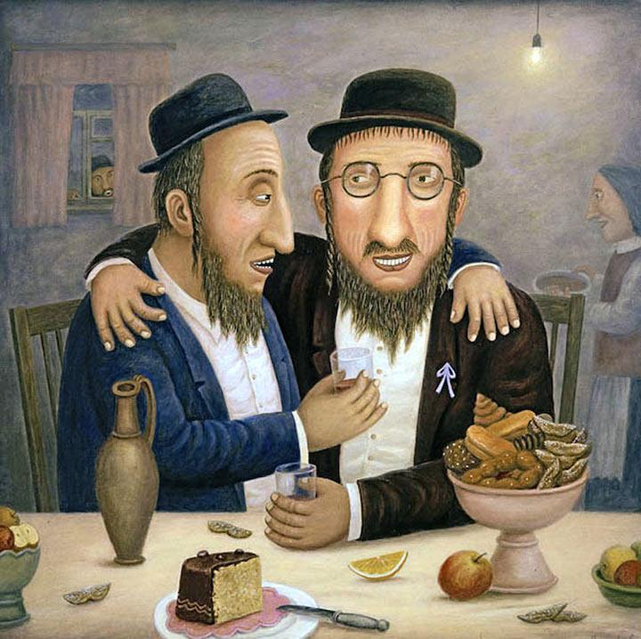 Диктор еврей-мужчина