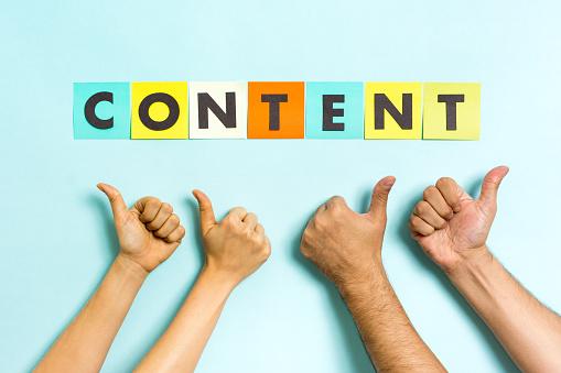 Озвучка контента