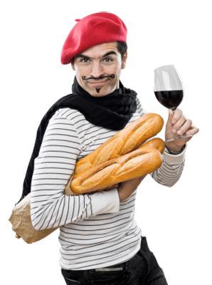 Француз диктор