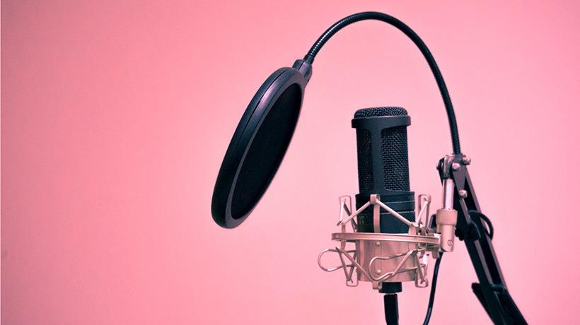 Записать голос диктора для аудиорекламы